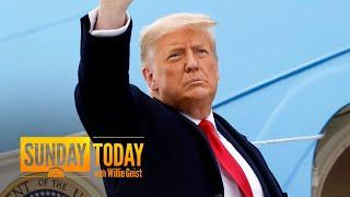 Chuck Todd: Trump Created A Political Movement Despite His 'Failed' Presidency | Sunday TODAY