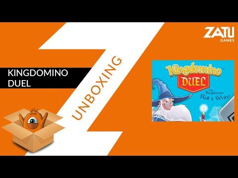 Kingdomino Duel Review
