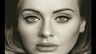 adele 25 full album official lyrics hello