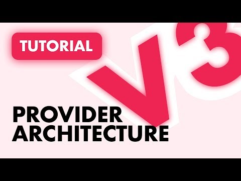 Flutter Provider V3 Architecture   ProxyProvider for Dependency Injection