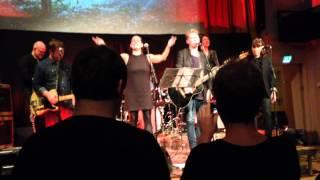 Roger Karlsson och Sanna Carlstedt, Huddinge folkets hus 15/11 2014