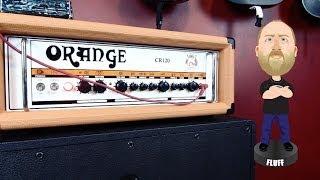 Orange CR120 - Demo