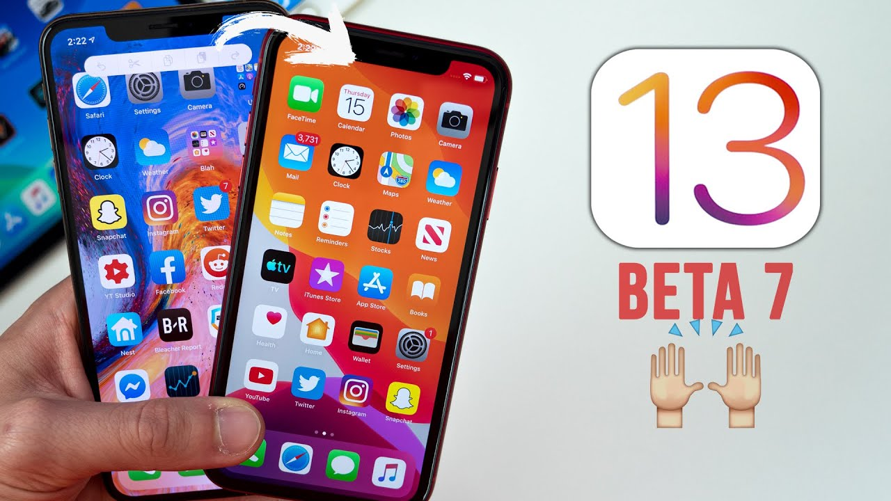iOS 13 Beta 7 Released - This is a GREAT Change!