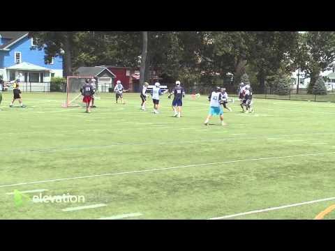 Elliot Graham Summer Lacrosse Highlights