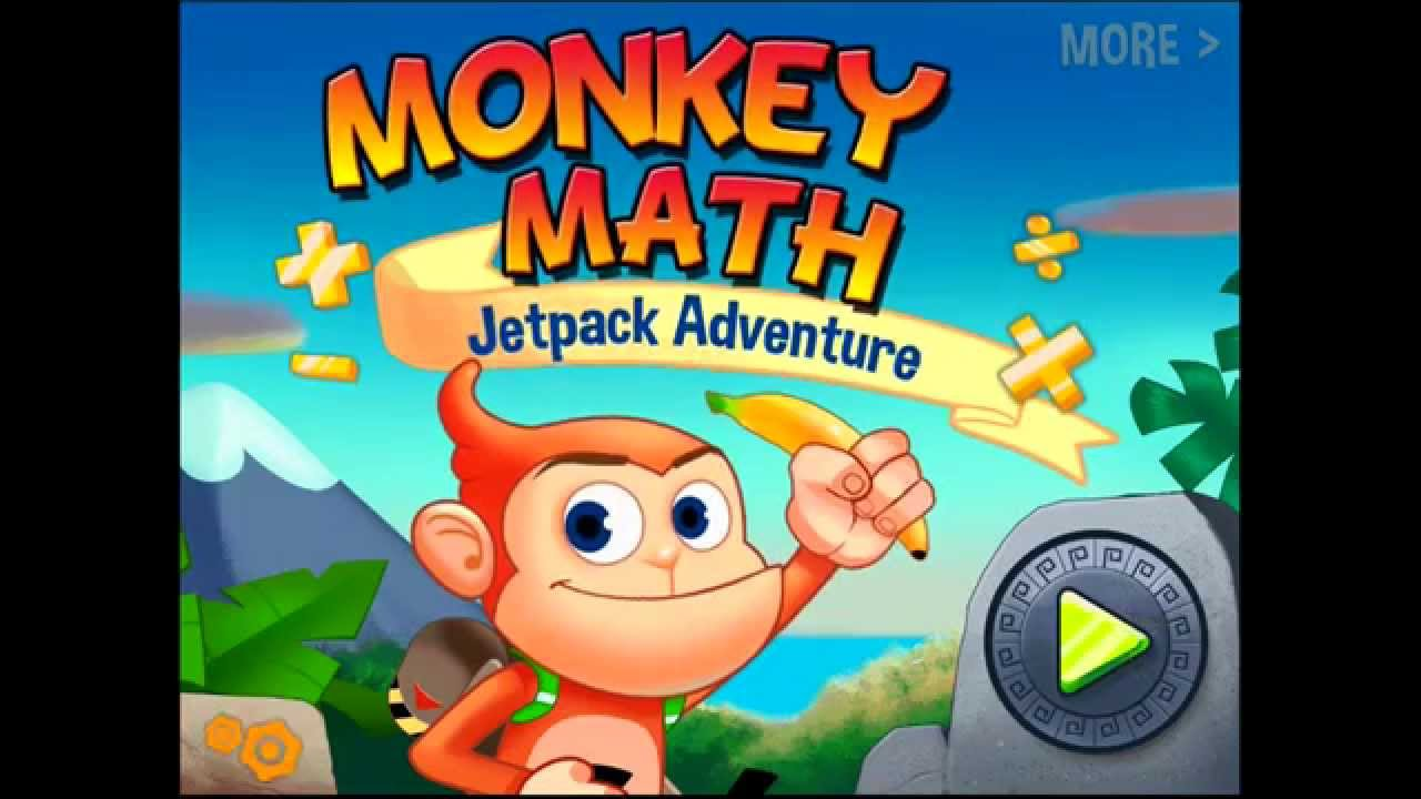 Monkey Maths Educational App | Top Best Apps For Kids - YouTube
