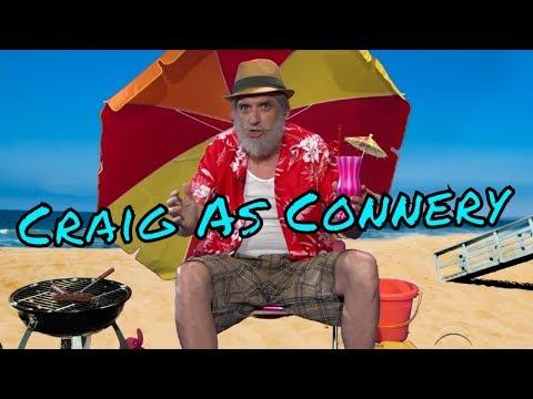 Craig Ferguson as Sean Connery