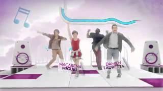 Как будет начинаться 3й сезон сериала (Violetta)