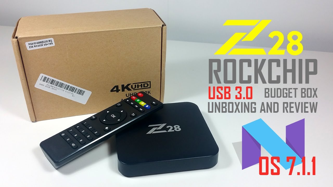 RK3328 TV Box Review - Reviewed By Android TV Box Review