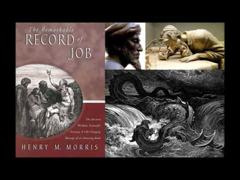 The Remarkable Record of Job - Henry M. Morris