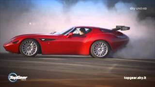 Mostro Zagato powered by Maserati