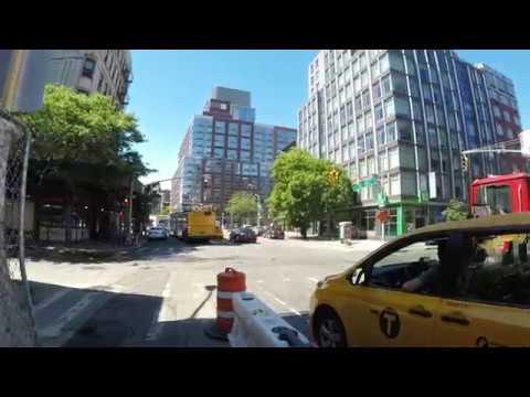NYC Bike Lanes Reviewed: 2nd Avenue, Manhattan (59th Street and Below)