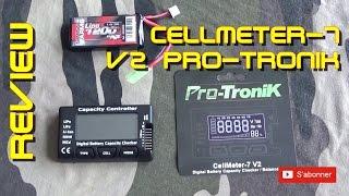 airsoft review n 63 checker balancer pour lipo cellmeter 7 v2 pro tronik hd