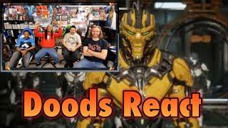 Doods React MK11 Launch Trailer