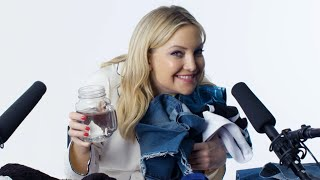 Kate Hudson Explores ASMR With Whispers and Scissors | W Magazine