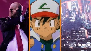 Hitman 2 ANNOUNCED + A Pokemon Game for SERIOUS Fans + Gearbox Comes to E3 After All