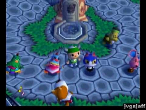 Animal Crossing – Morning Aerobics