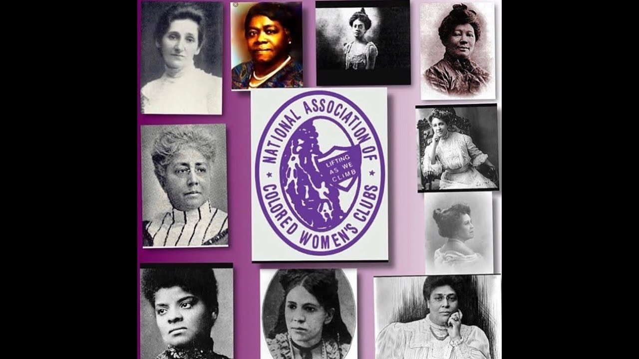 The History of  The National Association of Colored Women INC