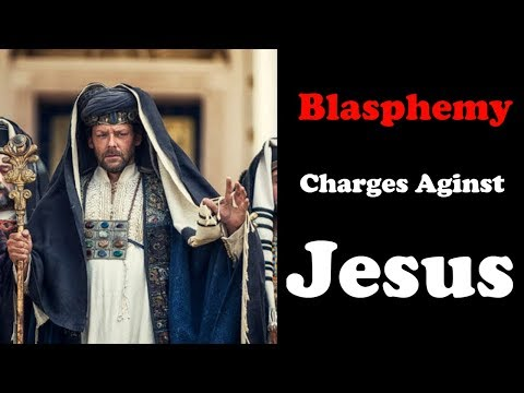 Jesus Blasphemy: was he condemned for claiming to be God?