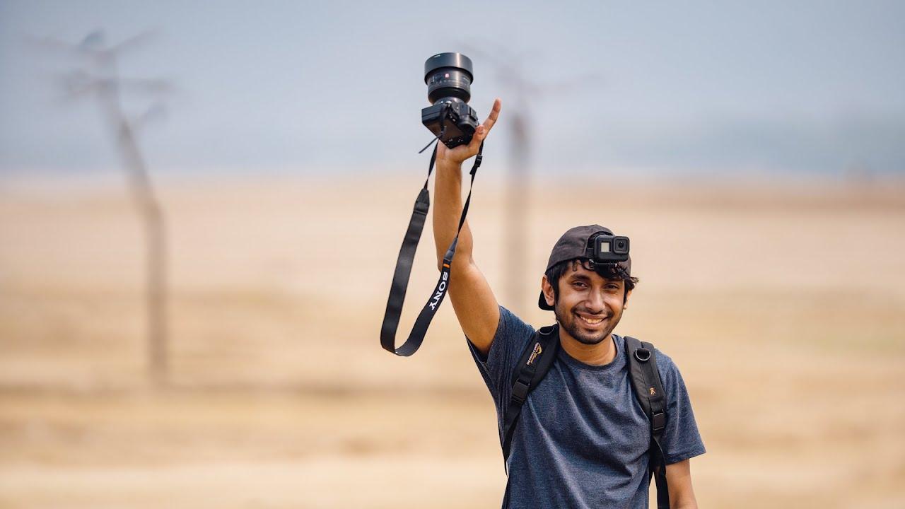 Behind the Scenes: How we shoot a video at ChitroGolpo   Tanguar Haor