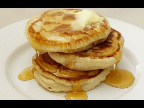 How to make thick pancakes 4 ingredients youtube how to make thick pancakes 4 ingredients ccuart Image collections