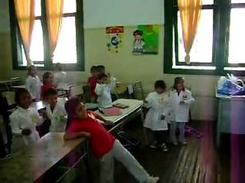 CLASE DE MÚSICA: PRIMER GRADO