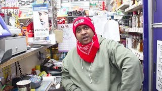 The Best Of Angry Shopkeeper (Part 2) @AngryShopkeeper | Grime Report Tv