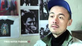Authority Clothing & Damien Yip - FRED HATES FASHION Interview Thumbnail
