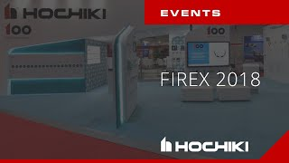 Hochiki at Firex 2018