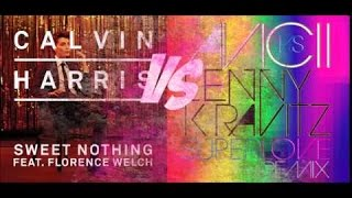 Calvin Harris & Florence vs. Avicii - Sweet Nothing vs. Superlove (Domsky Remake) Alesso Mashup