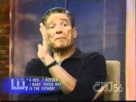 Maury Povich - 4 Men, 1 Woman, 1 Baby. Who is the Father? (2007)