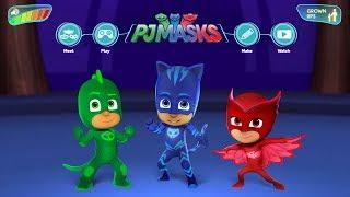 PJ Masks - Web App Gameplay (app demo)