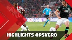 HIGHLIGHTS | PSV - FC Groningen