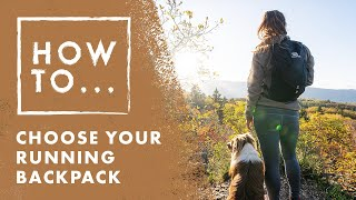 How to choose your running backpack   Salomon How-To