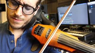 Chega (Gaia) - violin cover by Michele Calogiuri
