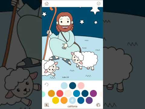 Bible Coloring Book - Story Coloring Page - Apps on Google Play