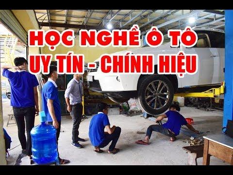 Địa chỉ học nghề sửa chữa ô tô uy tín tại Hà Nội | Dạy nghề Thanh Xuân | số 83 Triều Khúc