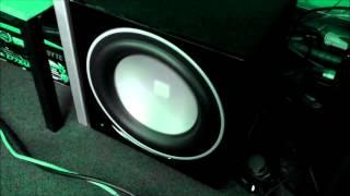 видео Активный сабвуфер SVS SB-1000