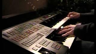 Rocky IV Training Montage - Yamaha Electone HS-8