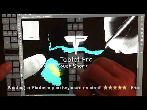Tablet Pro demo 2018 - Advanced Touch for Windows 10