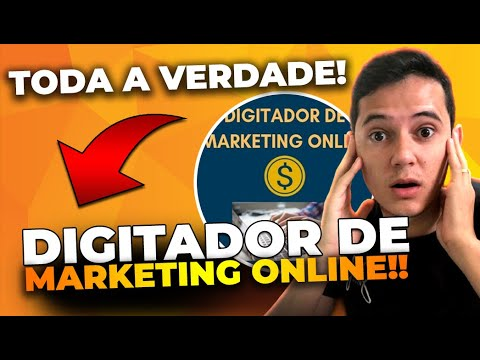 digitador de marketing online funciona