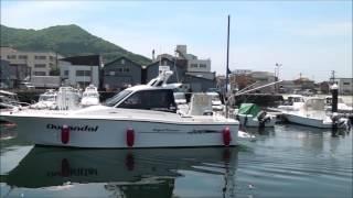 ヤマハUF-29スラスタ-着岸