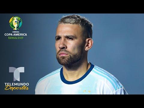 Para Nicolás Otamendi, ahora empieza otra copa en Brasil 2019 | Telemundo Deportes