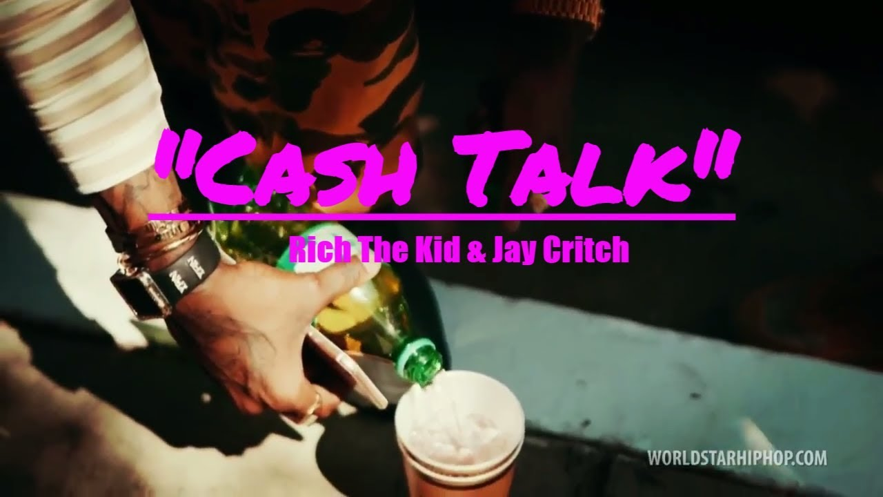 """Download Rich The Kid & Jay Critch """"Cash Talk"""" [Music Video] by @Owlie's Edits"""
