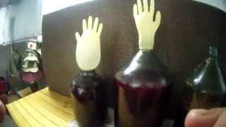 видео Как сделать вино из компота
