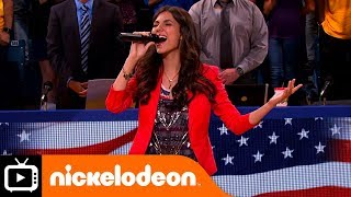 Victorious | Star-Spangled Slip Up | Nickelodeon UK
