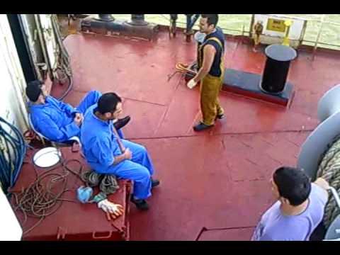 seaman life/on deck