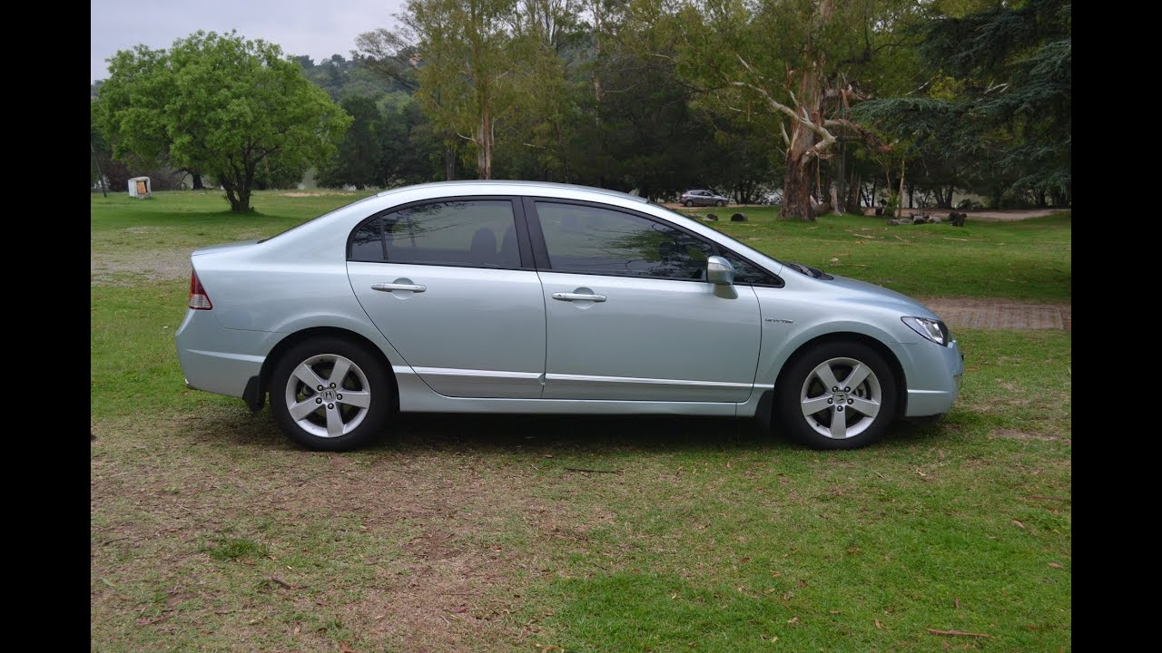 2007 honda civic 1 8 lxi 2883