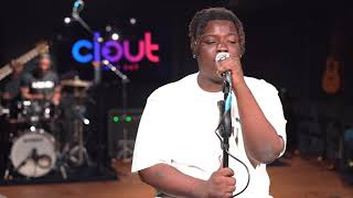 Barry Jhay - Muje (#CloutLive Performance)