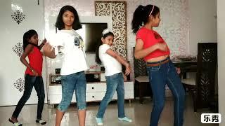 Proper patola dance choreography## NAMASTE ENGLAND## easy moves##nitu dance class