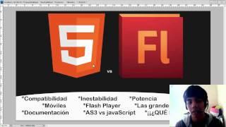 HTML vs Flash La desaparición de Flash